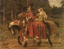 сказка, мужчина и женщина на конях, женщина и мужчина на конях, мужчина и женщина на лошадях, женщина и мужчина на лошадяхх